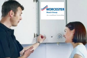 We are Worcester Bosch's Accredited Installer in Manchester